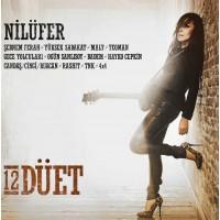 Nilüfer  - 12 Düet - Plak