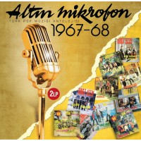 Altın Mikrofon 1967 - 1968 - Plak -  2 LP*