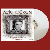 Zeki Müren - Türk Sanat Müziği'nin Paşası (Renkli Vinyl) - Plak