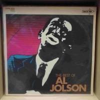 Al Jolson – The Best Of Al Jolson - Plak*